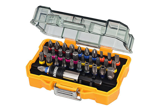 DeWalt 32 Piece XR Professional Magnetic Screwdriver Bit Accessory Set [Energy Class C]