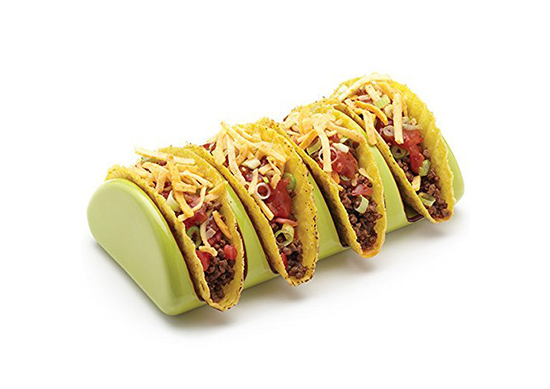Kitchen Craft World of Flavours Mexican Ceramic Taco Holder