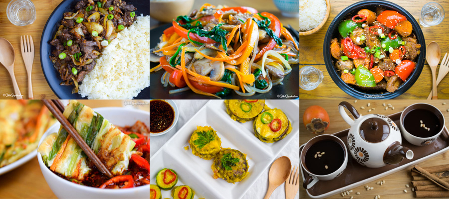KOREAN NEW YEAR RECIPES