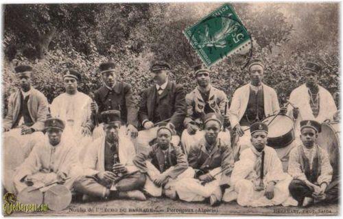 Gnawa/Sidi Blel musicians