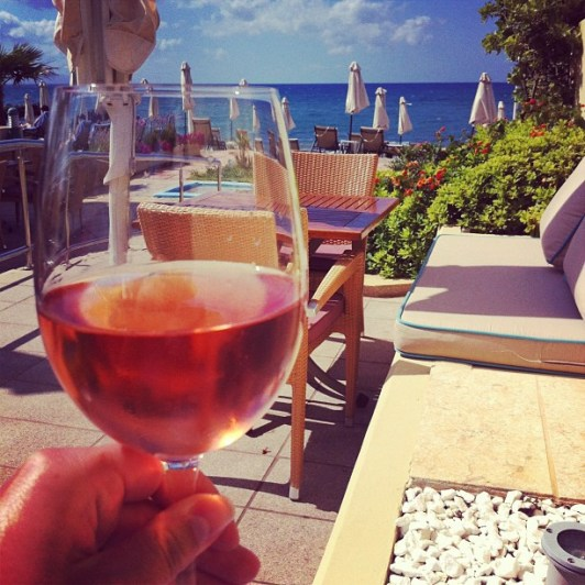 A toast to the summer of rosé!