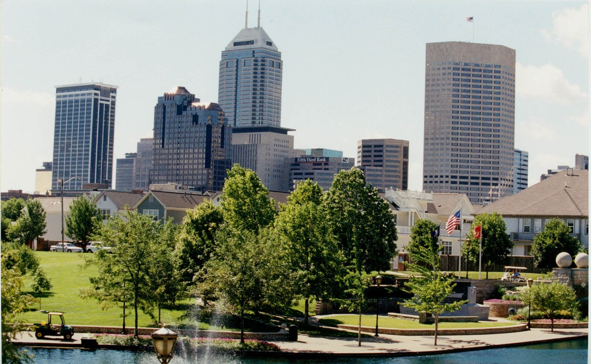 Indianapolis is the capital and largest city in Indiana
