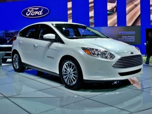 Ford's Focus is a popular choice among electric car buyers.