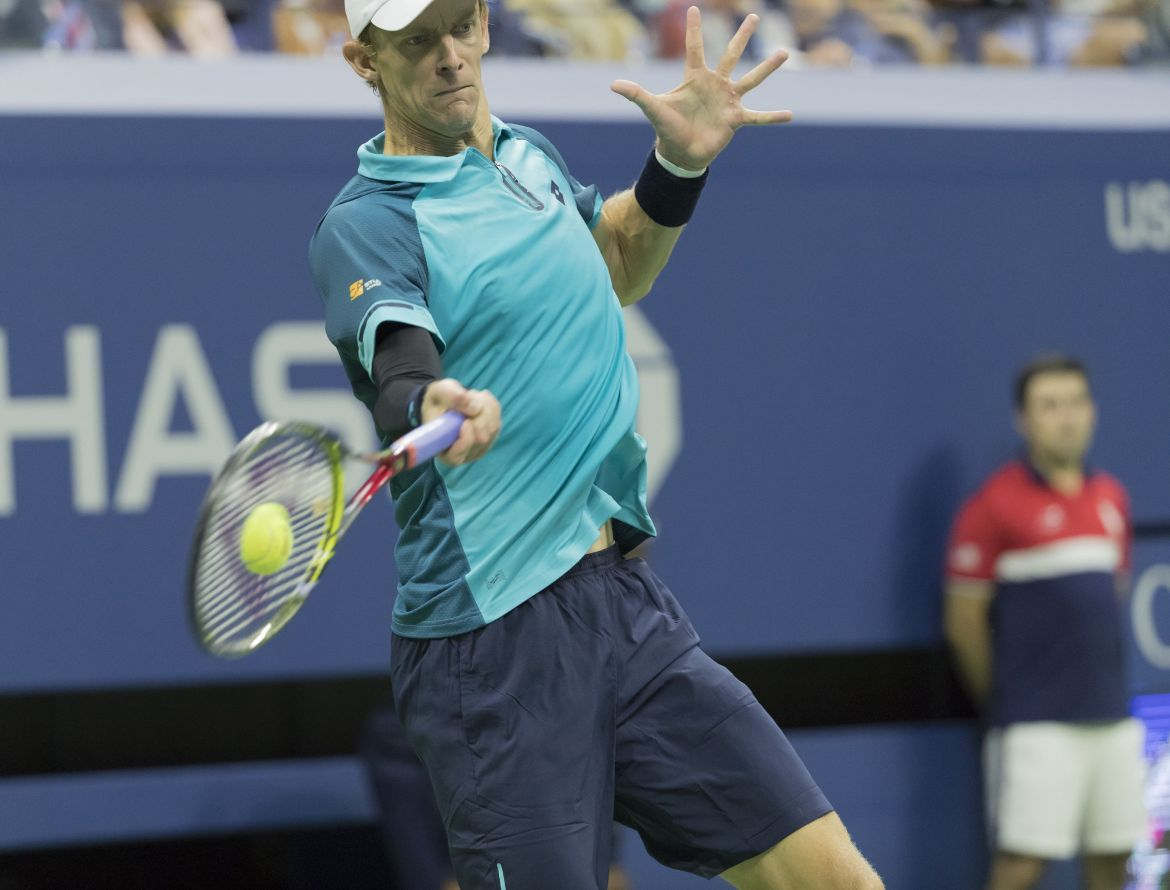 Brave fight by Kevin Anderson in his first Grand Slam Final at the US Open (Photo: Lev Radin)