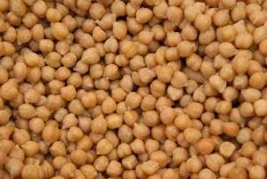 Chickpeas contribute to the texture of aquafaba