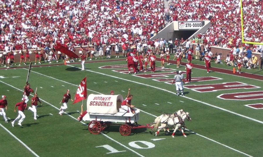 Oklahoma Sooners, University of Oklahoma Football