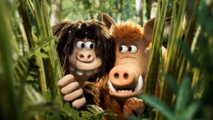 ...but, Early Man will be the kids' choice.
