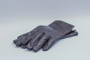 Smart criminals wear gloves to prevent leaving fingerprints