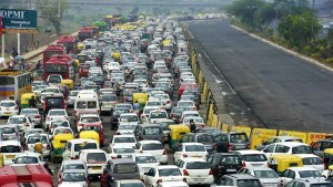 Does this look like your afternoon commute?