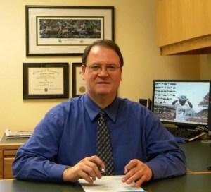 Financial roller coaster expert, Charles Fischer.