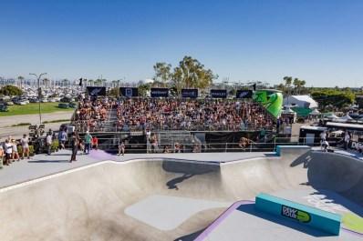 Bowl, Dew Tour, Long Beach
