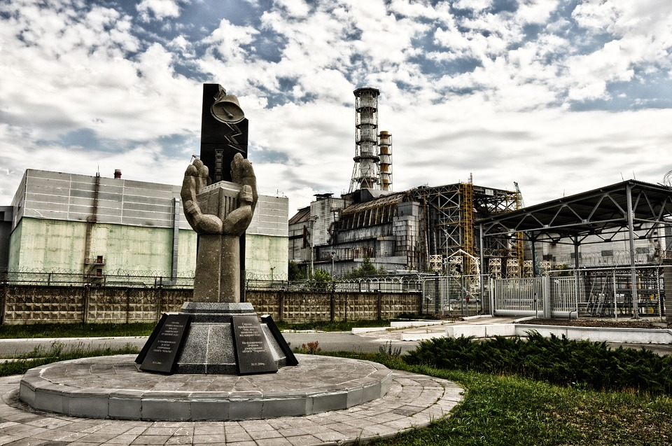 The Chernobyl area was a site of the catastrophic nuclear disaster in 1986
