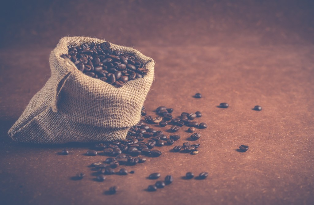 When you subscribe to Atlas, you get a bag of sustainably-farmed coffee beans each month from a different country.