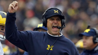 Could this be the year Jim Harbaugh's Wolverines take down OSU?