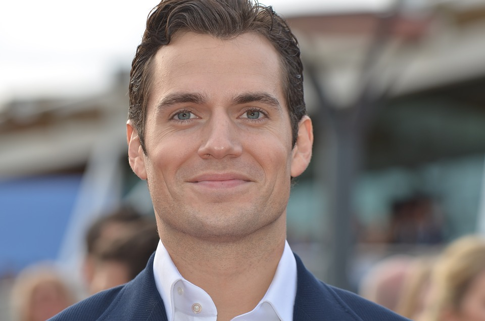Superman, British actor Henry Cavill