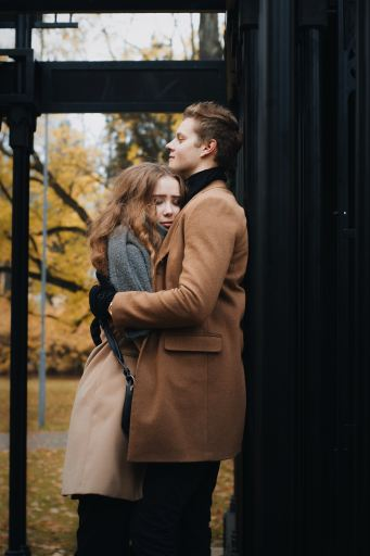 Warm coats are essential for fall fashion