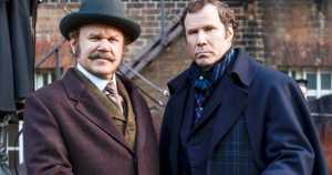 John C. Reilly and Will Farrell complete the three movies we will see on Christmas Day.