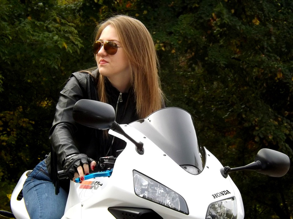 Women are taking to the open road in huge numbers!