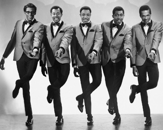 The Temptations are given the theatre treatment on Broadway this year.