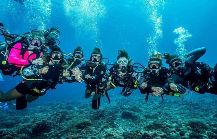 Diving Indonesia Covid