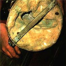 """Bronze représentant """"L'enlèvement d'une Sabine"""". Fonte actuelle. Envers."""
