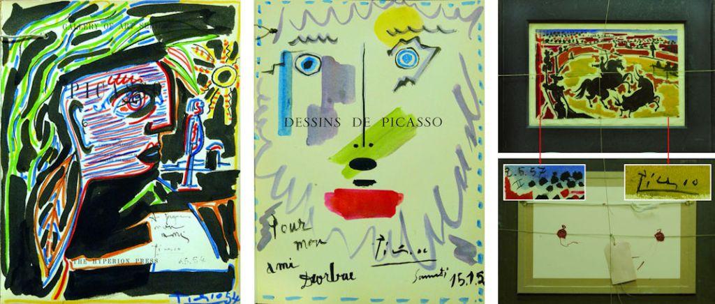 Picasso de Guy Ribes l