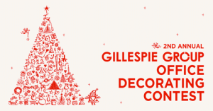 Christmas Office Decorating Contest Gillespie Group