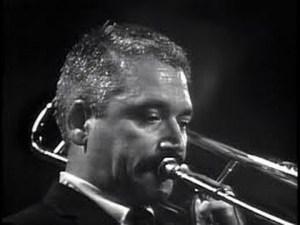 Frank Rosolino, «Le» tromboniste de la West Coast en 1962