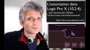 L'automation dans Logic Pro X
