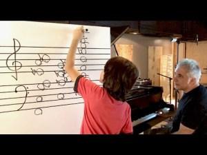 Cours d'harmonie avec Rick Beato