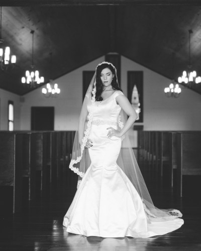 Lauren's Bridal Session – Hidden Acres – Marion, South Carolina