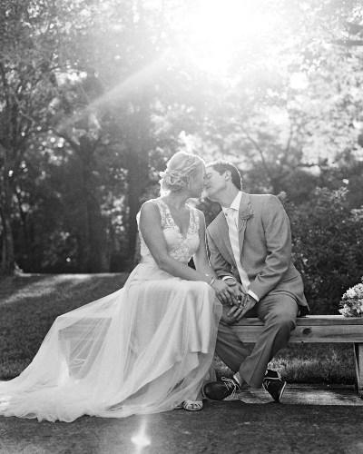 Brookgreen Gardens Wedding – Murrells Inlet, South Carolina – Leah and Phil