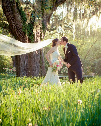 Andrea and Chris – Brookgreen Gardens Wedding