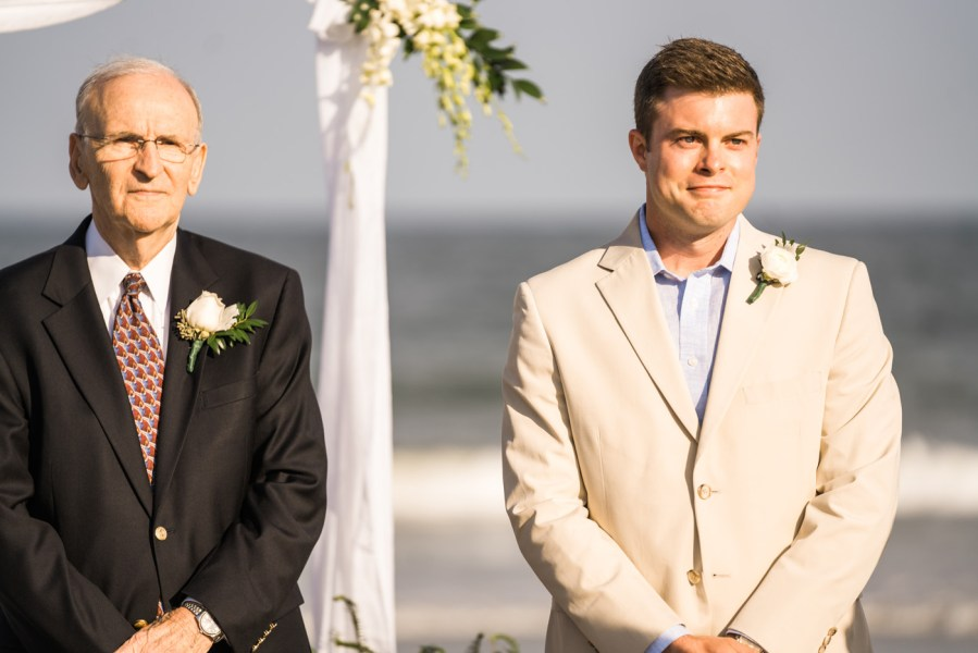 Debordieu wedding on the beach (28)