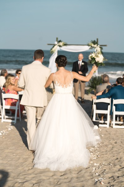 Debordieu wedding on the beach (41)