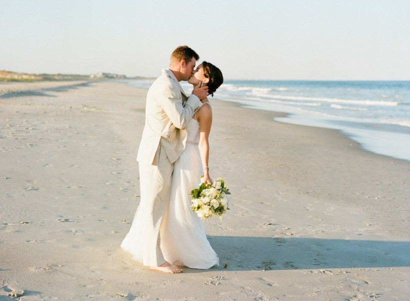 Debordieu wedding on the beach (61)
