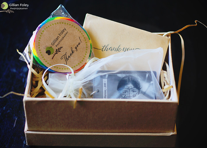 Client Gifts - Gillian Foley Photography