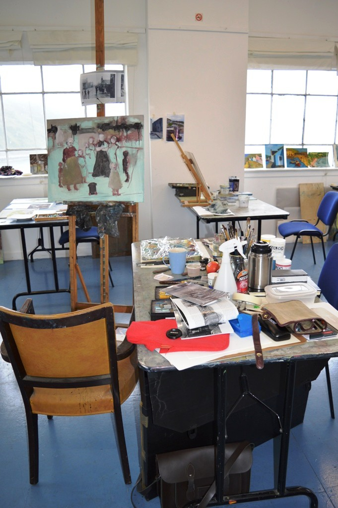 The studio - Gardenstown