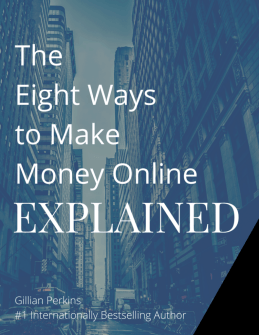 The Eight Ways to Make Money Online Explained