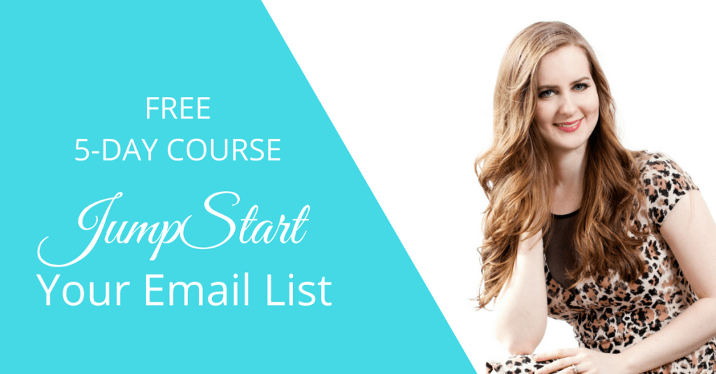 Join the FREE List-Building Course! Learn how to start and grow your own thriving email list as quickly and effectively as possible.
