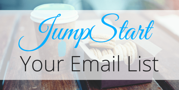 JumpStart Your Email List Course