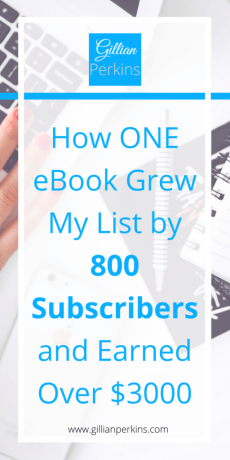 Trying to use a free ebook to grow you list, but only getting a trickle of new subscribers? The ebook isn't your problem --- you just need a better strategy!