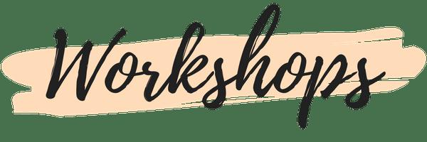 startup society workshops
