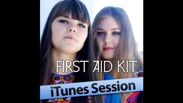 FIRST AID KIT: i-TUNES SESSION