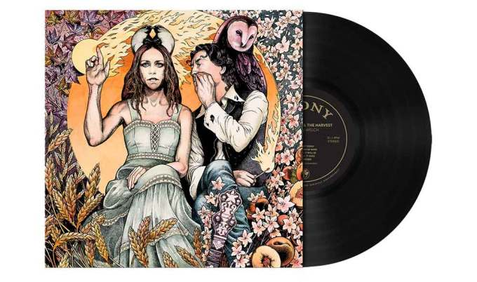 The Harrow & The Harvest on Vinyl - photo