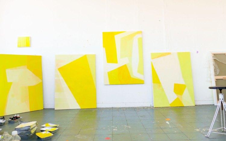 Studio of Gill Ord