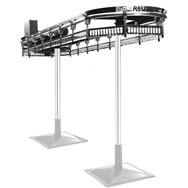 commercial garment rack systems