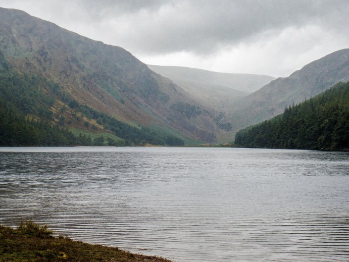 Upper Lake de Glendalough