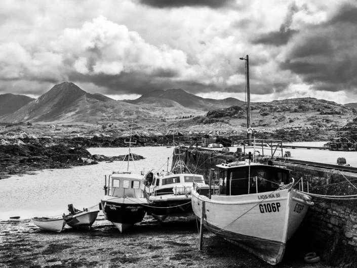 Visite du Connemara en image