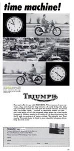 triumph ad